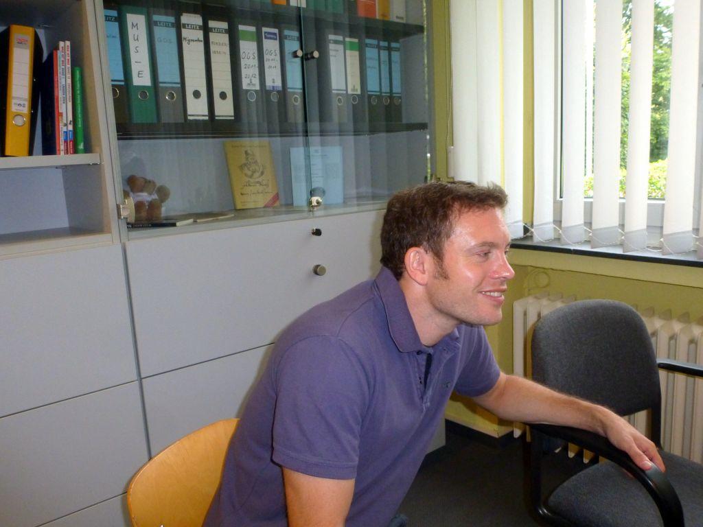 Interview kennenlernen schule
