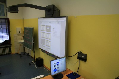 Rundgang - Klassenraum