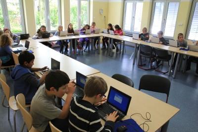 Rundgang - Klassenzimmer